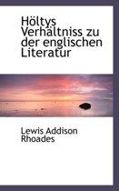 H Ltys Verh Ltniss Zu Der Englischen Literatur