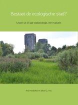 Bestaat de ecologische stad?