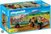 Playmobil Safari Terreinwagen - 4832