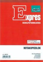 Expres notakopieblok A5 formaat 40915