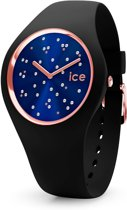 Ice-Watch ICE Cosmos IW016298 Horloge - Siliconen - Zwart - Ø 34 mm