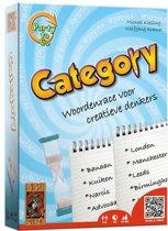 Category Woordenrace - Kaartspel