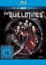 The Guillotines (2D & 3D Blu-ray)