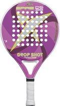 Drop Shot Spire Pink padel racket