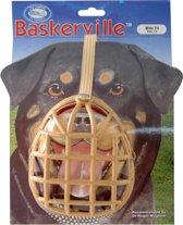 Baskerville Muilkorf nr. 13 - Hond - Lengte 7,6 cm - Omtrek 38 cm - Voor Boxer