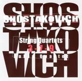 Shostakovich: String Quartets 3, 7, 9