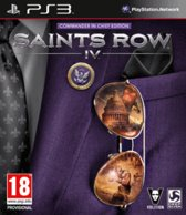 Saints Row IV (4) Commander in Chief Edition /PS3