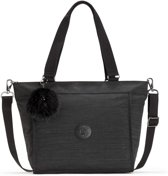 Kipling New Shopper S - Schoudertas - True Dazz Black