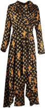Vally Cheetah Blazer Dress