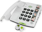 Doro Care SecurePlus 347 telefoon - Wit