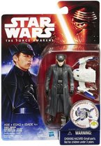 The Force Awakens 3 3/4-Inch Jungle and Space First Order General Hux (Episode VII)