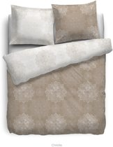 HnL Living Christy - Dekbedovertrek - Velvet Touch - Litsjumeaux - 240 x 200/220 - Multi