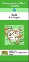 Kitzingen 1 : 25 000