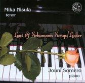 Liszt & Schuman Lieder