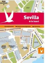 Dominicus stad-in-kaart - Sevilla in kaart