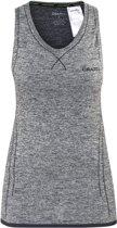 Craft Active Comfort V-neck Singlet - Sporttop - Dames - L - Black
