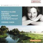 Corinna Simon - Piano Works