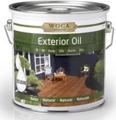 WOCA Exterior Oil Zoutgroen - 750 ml