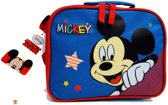 Mickey Mouse Lunchtas - Schoudertas