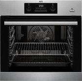 AEG BEB351010M - Inbouw oven - Stoomfunctie