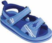 Blauwe watersandalen / waterschoenen  voor jongens 24-25 (2-4 jr)