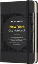 Moleskine City Notebook New York - Reisdagboek - Pocket - Hard cover
