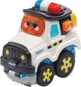 VTech Toet Toet Auto's Press & Go Pieter Politie - Speelfiguur