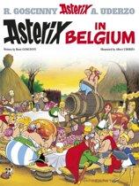 Asterix #24 Asterix in Belgium