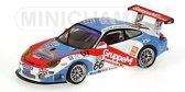 Porsche 911 GT3 RS #66 Class Winner 24H Spa 2005