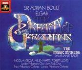 Elgar: The Dream of Gerontius; The Music Makers