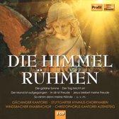 Die Himmerlruhmen - Best Of Sacred Chorals