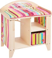 "howa Poppen Commode ""Butterfly"" van Hout 27401"