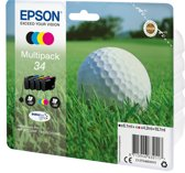 Epson 34 - Inktcartrtridge / Multipack