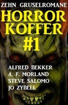 Horror-Koffer #1: Zehn Gruselromane