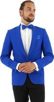 Dinnerjacket, blauw_34/668, maat 34