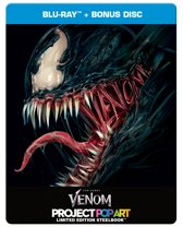 Venom (Blu-ray & Bonus Disc) (Steelbook Edition)