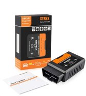 OBD2 Auto scanner | WiFi | Android | IOS | Auto Uitlezen | Auto Diagnose via telefoon | Auto motorlampje uitlezen | Bluetooth alternatief