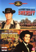 Support Your Local Sherrif(2DVD)