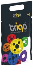 TriQo Booster pack vierkant wit: 10 stuks (010200)