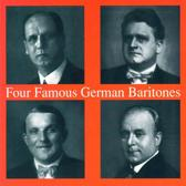 Four German Baritones of the Past