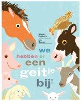 Omslag van 'We hebben er een geitje bij'
