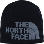 The North Face Highline Beanie - Black/Grey - One Size - Unisex