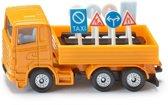 Siku Vrachtwagen +Houder