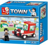 Sluban Town - Service Auto M38-B0180Sluban