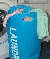 Wasmand - 70 liter - blauw