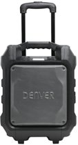 Denver TSP-303 - Trolley speaker met Bluetooth - Zwart