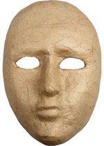 Volledig masker, h: 23 cm, b: 16 cm, 1stuk