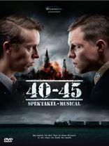 40-45 de Musical