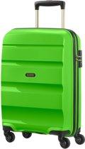 American Tourister Bon Aor Spinner S Handbagagekoffer 55 cm Strict Lime Green