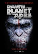 Dawn of the planet of the Apes - Vuurstorm